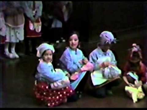 1990 - 25 de Mayo - Laura lavandera