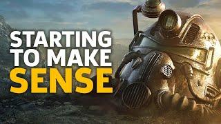 Fallout 76 Is Starting To Make Sense