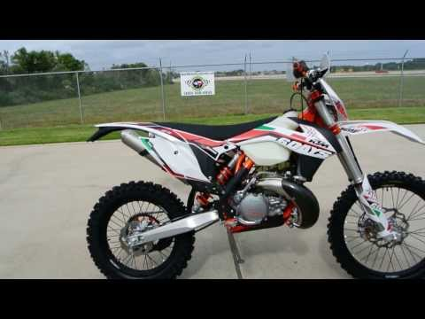 2014 KTM 300 XC-W Six Days Special Edition Overview and Review