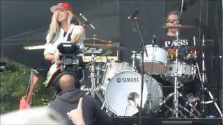The Ting Tings - Great DJ (Live @ Rock im Park)