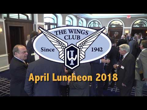The April Luncheon   2018