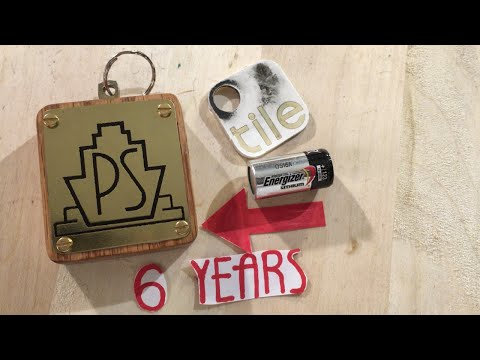 Ultimate Tile battery/case hack