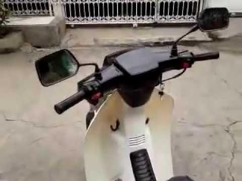 Video 1989 Honda Astrea Prima (C100)
