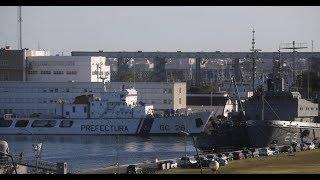 "Breaking ""Argentine Submarine 44 Men Missing"" Stormy Weather"