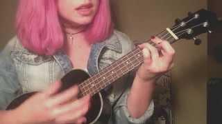 Despair in the departure lounge (Arctic Monkeys)- ukulele cover//Joy Atkinson