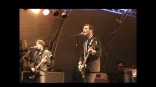 Intro & I Want You Now- The Feeling at Amprocks