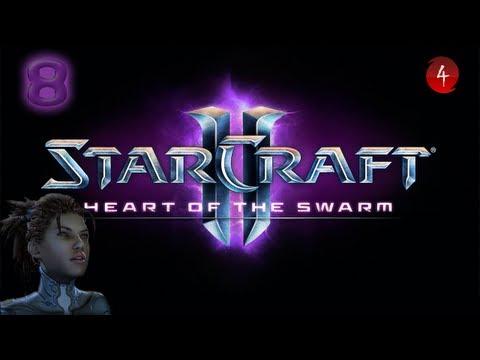 StarCraft 2 - Heart of the Swarm. Эксперт Часть 8. Огонь небесный