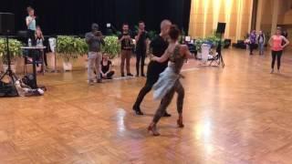 Workshop Marie et Damien - Monaco Salsa Congress2017