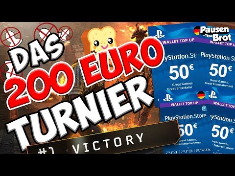 200 EURO Blackout Turnier! - Call of Duty Black Ops 4 Turnier - Live Stream Deutsch Ps4 CoD BO4