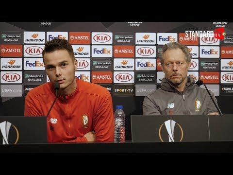 MPH et Vanheusden avant Vitória SC - Standard