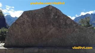 Megalitické Peru roku 1911