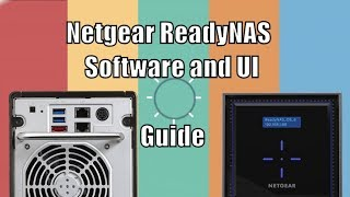 The Netgear ReadyNAS User Interface, Apps and Software Guide