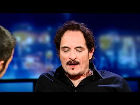 Interview, Kim Coates