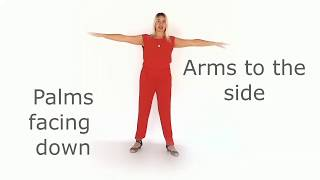 Arms exercises for beginners. Creating graceful arms when dancing
