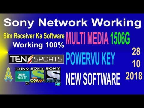 MULTI MEDIA 1506G 512 4M SCD3 AUTO ROLL POWERVU KEY NEW