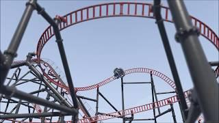Burnout Offride POV - Nolimits Coaster 2