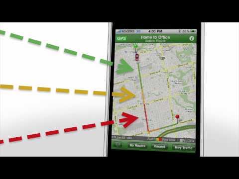 Video of Traffic Alert