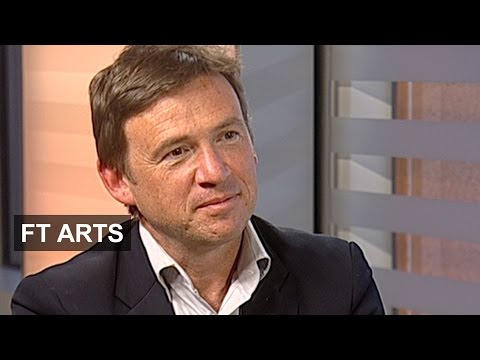 Novelist David Nicholls discusses ?Us? | FT Arts