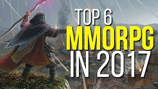 6 best MMORPG games coming in 2017