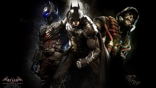 Batman Arkham Knight Music Video ´´My Demons``