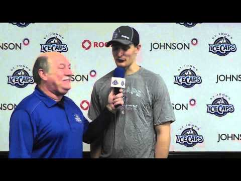 Michael Hutchinson - IceCaps 360 (Apr. 16, 2014)