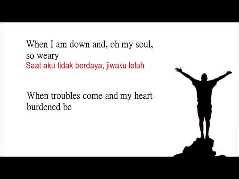 You Raise Me Up ~ Josh Groban Westlife  Lirik Terjemahan Mp3