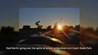 preview picture of video 'Kate Grey Photography Burnham on Crouch Premier Skateboard & BMX Photographer Essex'