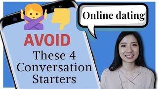 Don't Start A Conversation Like This - Online Dating Texting Tips 2019