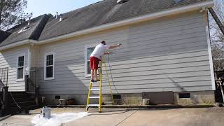 Harbor Freight Krause Becker Airless Paint Sprayer Review! Thumbs up or Thumbs Down???