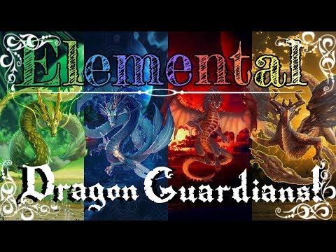 🌲🌊Elemental Dragon Guardians Masterpost🌋🌪 | Wiki