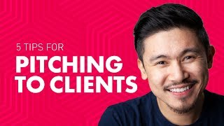 How to Pitch to Potential Clients