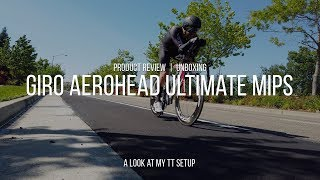 Review | Unboxing the Giro Aerohead Ultimate MIPs TT Helmet | Carbon Rider