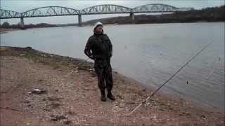 Ловля налима на реке ока