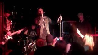 Apoptygma Berzerk-Burning Heretics-Live, Denver   March14/10