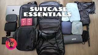 Items you should bring in a suitcase - packing list, packing tips