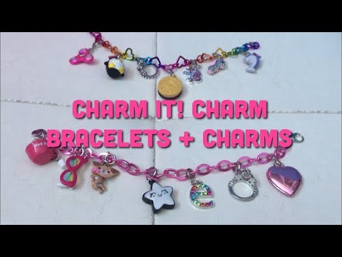 CHARM IT! Charm Bracelets and Charms Review | Toy Tiny
