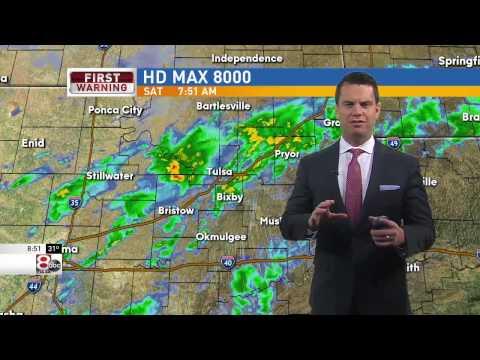 Producer Reel - KTUL 'Tulsa's Channel 8' Severe Weather