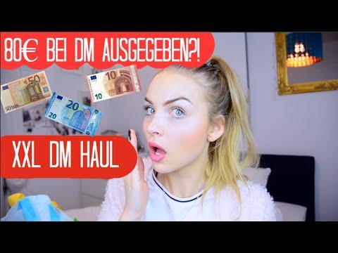 80€ XXL DM HAUL BABY-Bürste für's Gesicht?