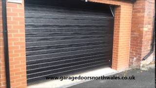 Shadow Play (Sectional Garage Door)
