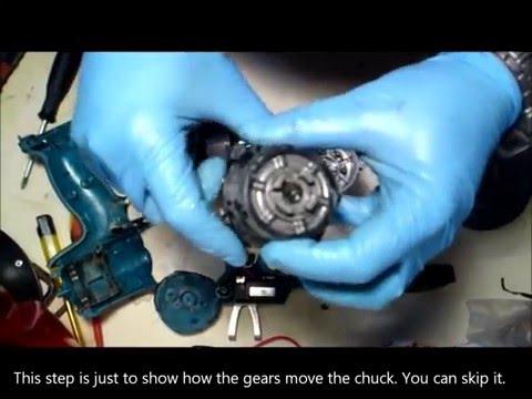 Makita BHP451 gears replacement