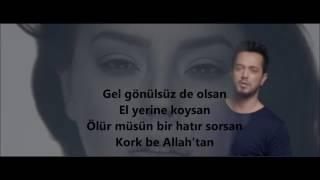 Murat Boz Ft  Ebru Gündeş   Gün Ağardı  ( şarkı Sözleri  )