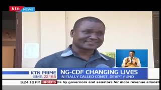 How the NG-CDF  fund is impacting the lives of Kenyans