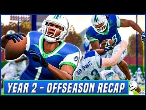 OFFSEASON RECAP & YEAR 3 PREVIEW - NCAA Football 14 Dynasty | Ep.35