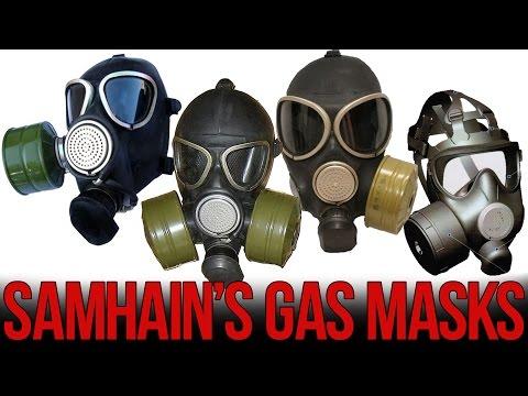 Серия противогазов ПМК (От ПМК-1 до ПМК-5) | Soviet PMK gas mask