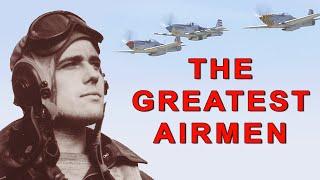 Chino Airshow - The Greatest Airmen!