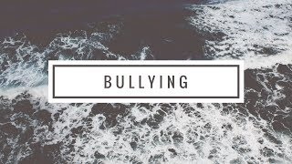 Refletindo sobre o Bullying