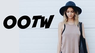 Simple Edgy Summer Outfits Of The Week // Featuring Bodysuits And Dresses
