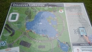 A sponsored walk around Lakeside Part 2