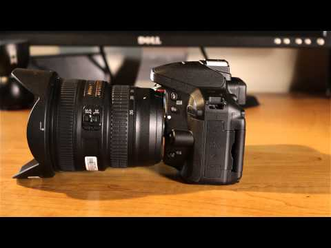 Nikon D5300 Hands On First Look