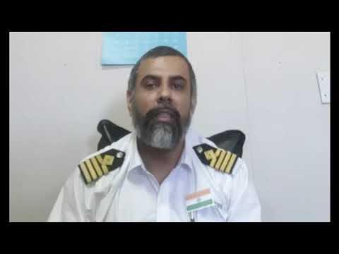 Feedback by Capt. Ijaz Khan, Merchant Navy officer